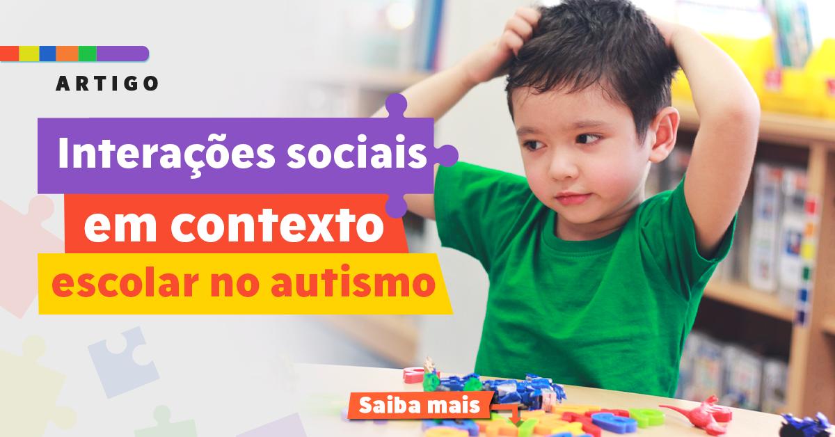 Interação social no Autismo