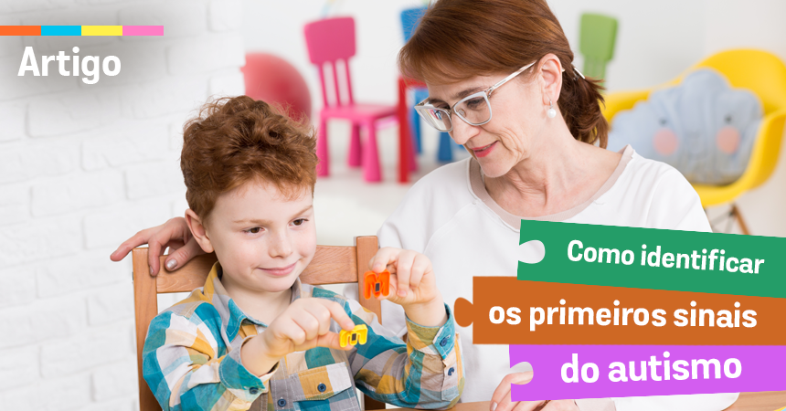 Como identificar os primeiros sinais de autismo