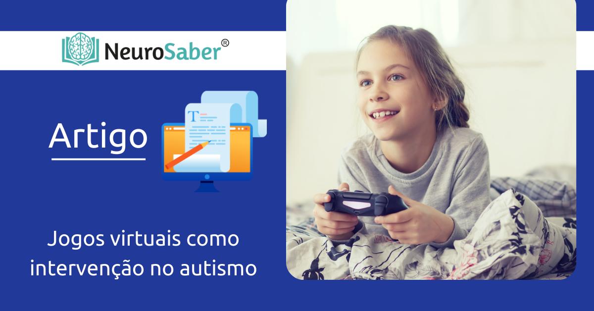 capa jogos virtuais autismo